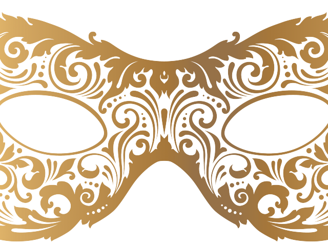 clip art black and white download Free on dumielauxepices net. Masquerade clipart.