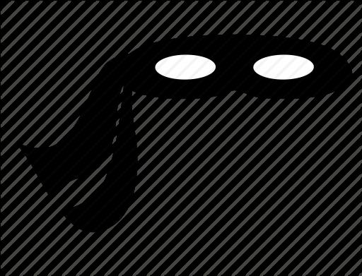 banner transparent stock ninja mask clipart #65790349