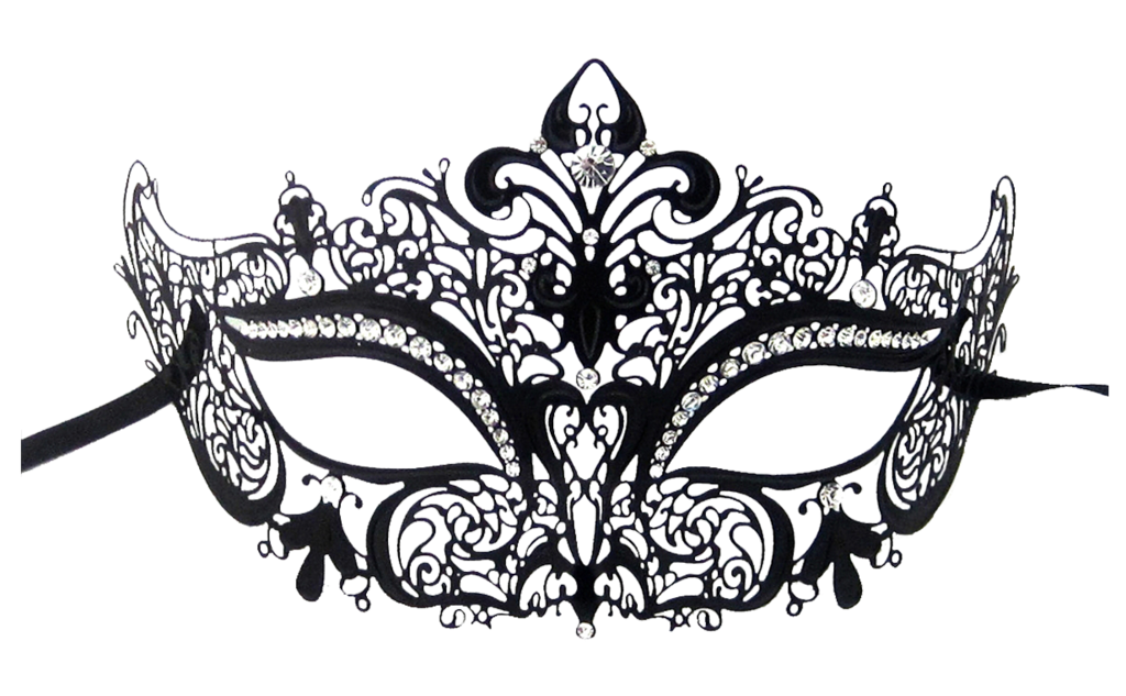 graphic download Masquerade clipart black and white. Series women s laser.