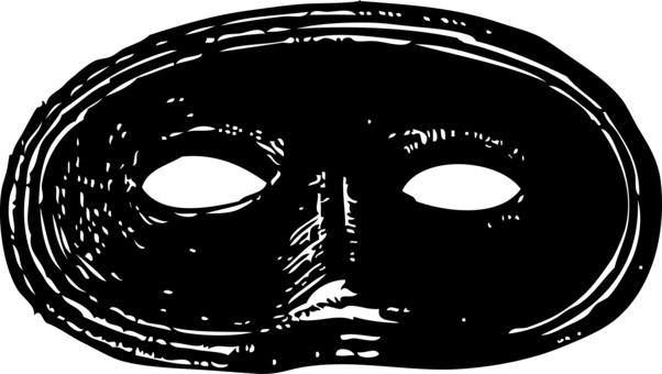 clipart freeuse Sunlight ray drawing free. Masquerade mask clipart black and white.