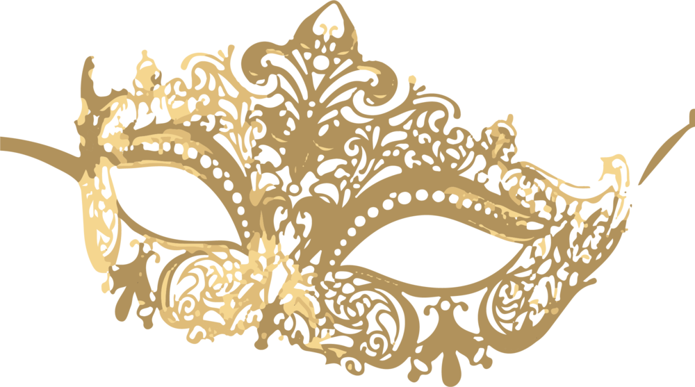 banner transparent masquerade vector border #114427182