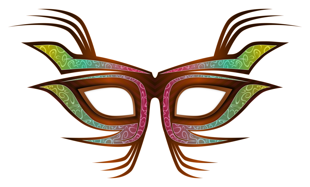 vector library stock Traditional African masks Masquerade ball Party Carnival free