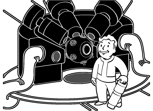 picture transparent nuke drawing fallout 4 #114739052