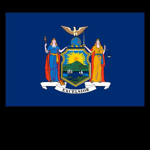 banner freeuse stock New york state flag