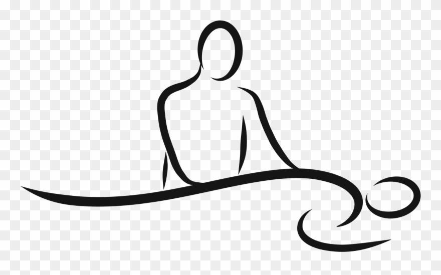 svg freeuse Massage clipart. Masseurmedical com