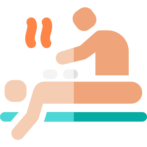 svg download Massages clipart relaxation massage. Spa treatment body people