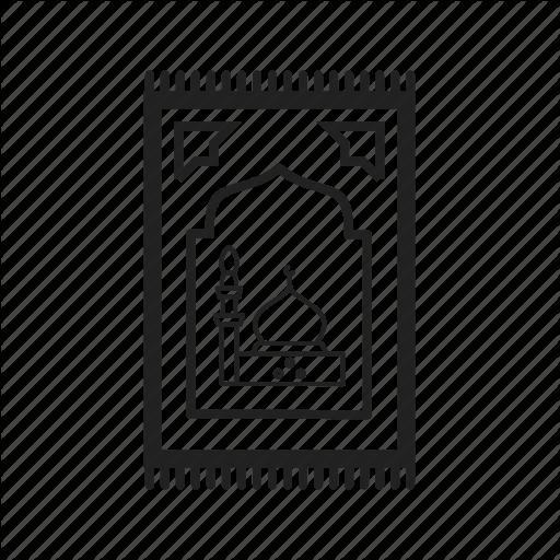 vector free download prayer mat clipart #65819678