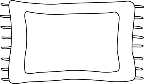 banner freeuse stock Black and white checkered. Mat clipart blankie.