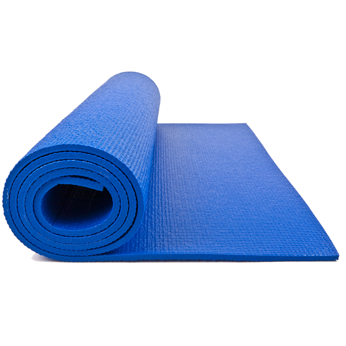 vector free stock Yoga png mart. Mat clipart blue.