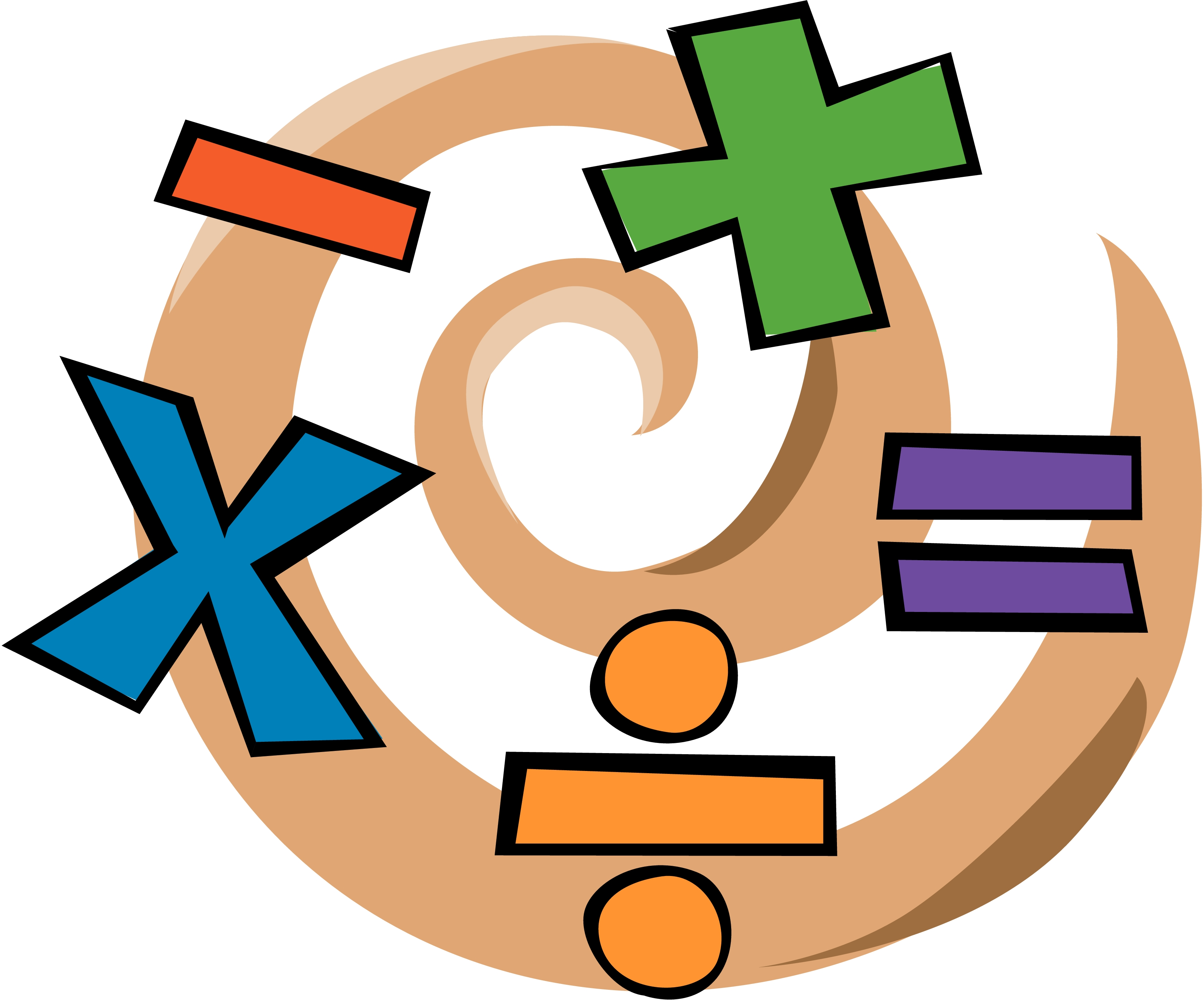 jpg transparent library Math clipart. Free images for download.