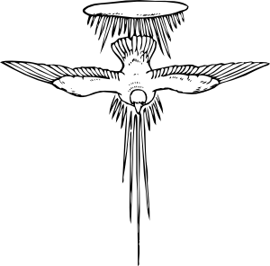 jpg download Maundy clipart spiritual wellness. Holy spirit clip art.
