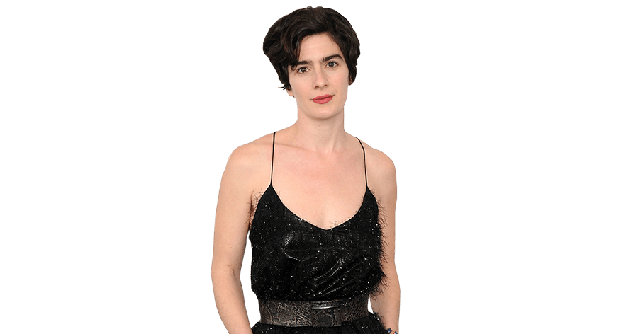 png royalty free library Gaby Hoffmann on Her Amazon Show Transparent