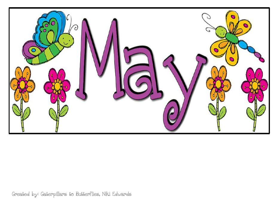 clip download May clipart. Free clip art pictures.