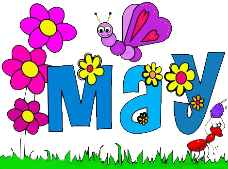 clip art free May clipart. Free images printable calendar.
