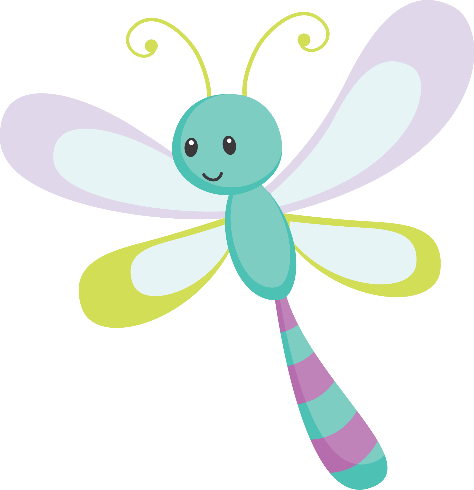 banner free download  ugs bichos pinterest. May clipart dragonfly.