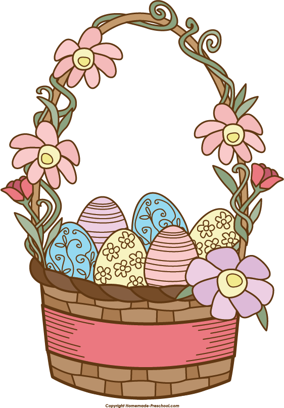 banner freeuse download May clipart easter. Free basket .