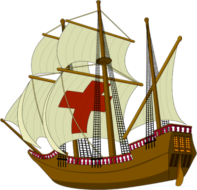 clipart royalty free Image mayflower thanksgiving clip. Yacht clipart fleet ship