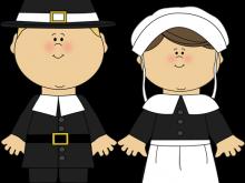 vector freeuse download Pilgrim free children thanksgiving. Mayflower clipart.