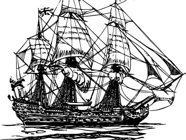 svg free Caravel Clipart