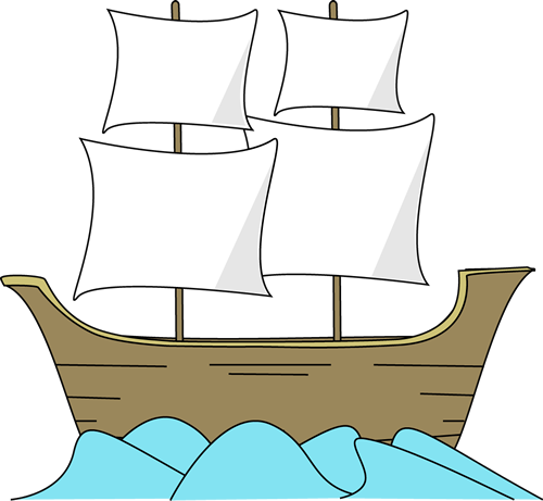 clip black and white stock Ship clipart. Free mayflower cliparts download