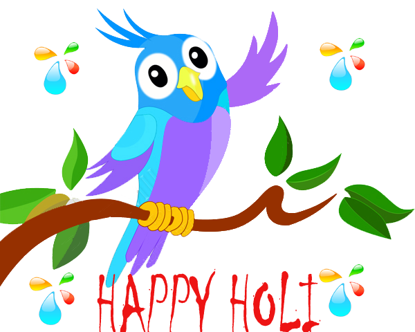 graphic freeuse Colorful Greetings For Holi Festival