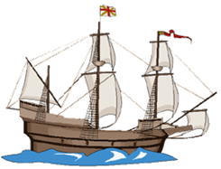 freeuse stock Jamestown Drawing Mayflower Transparent