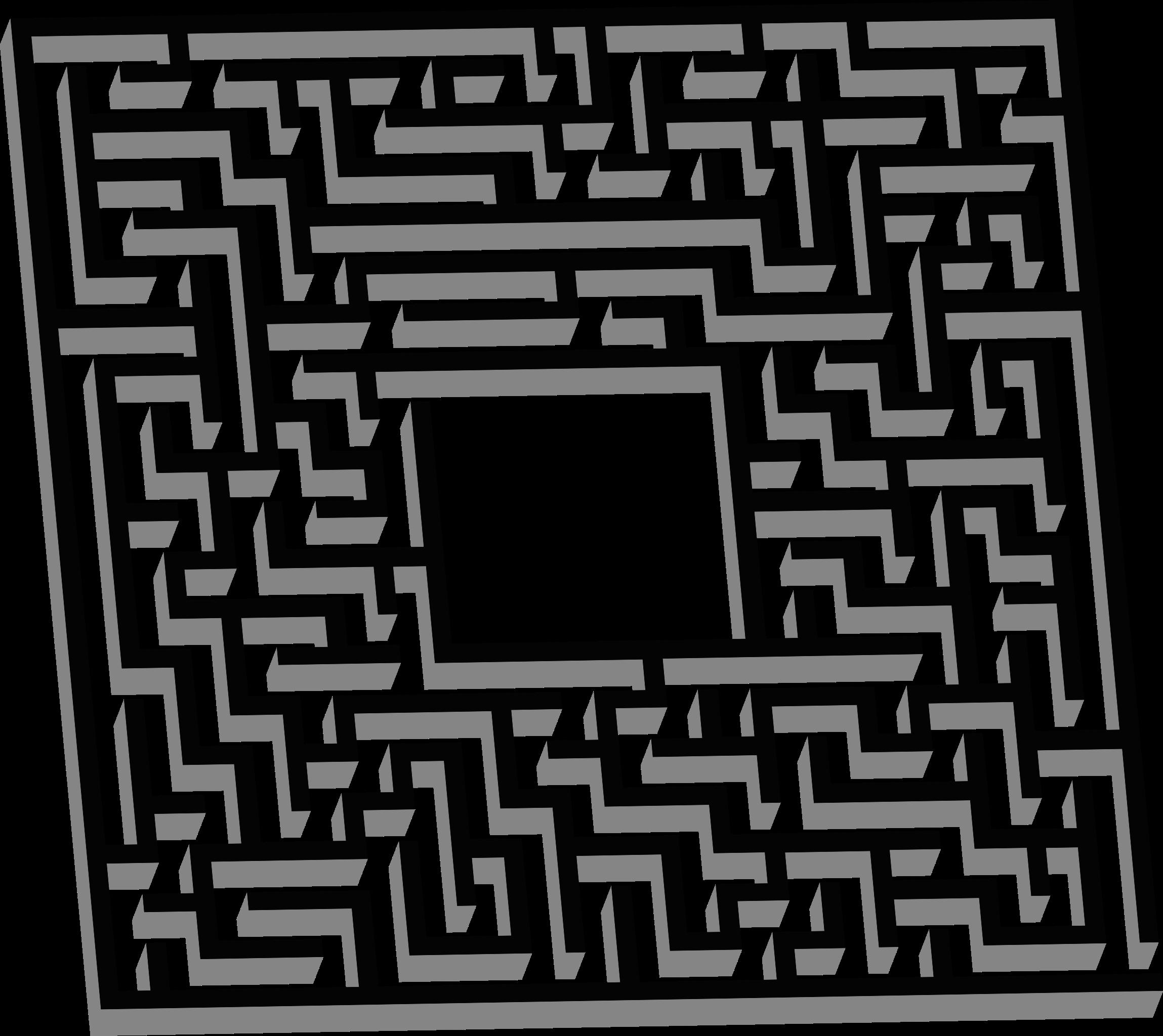 free download D big image png. Maze clipart