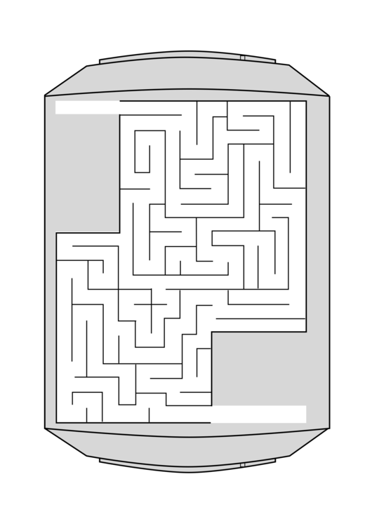 png royalty free download Jigsaw puzzles labyrinth drawing. Maze clipart activity sheet.