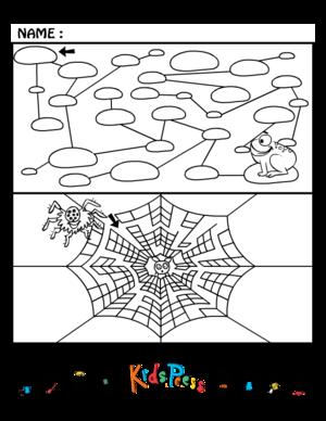 banner transparent library Medium Kids Maze Games
