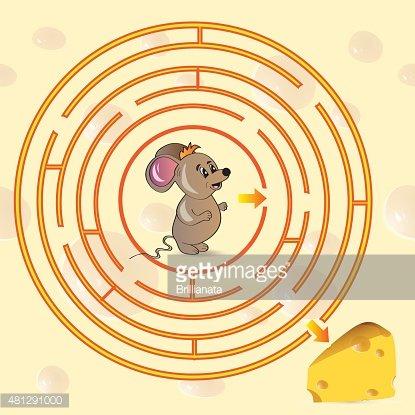 image download Cute s game premium. Maze clipart mouse