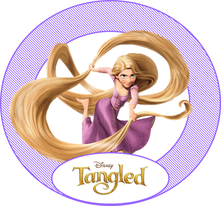 vector Tangled party free printable. Maze clipart rapunzel.