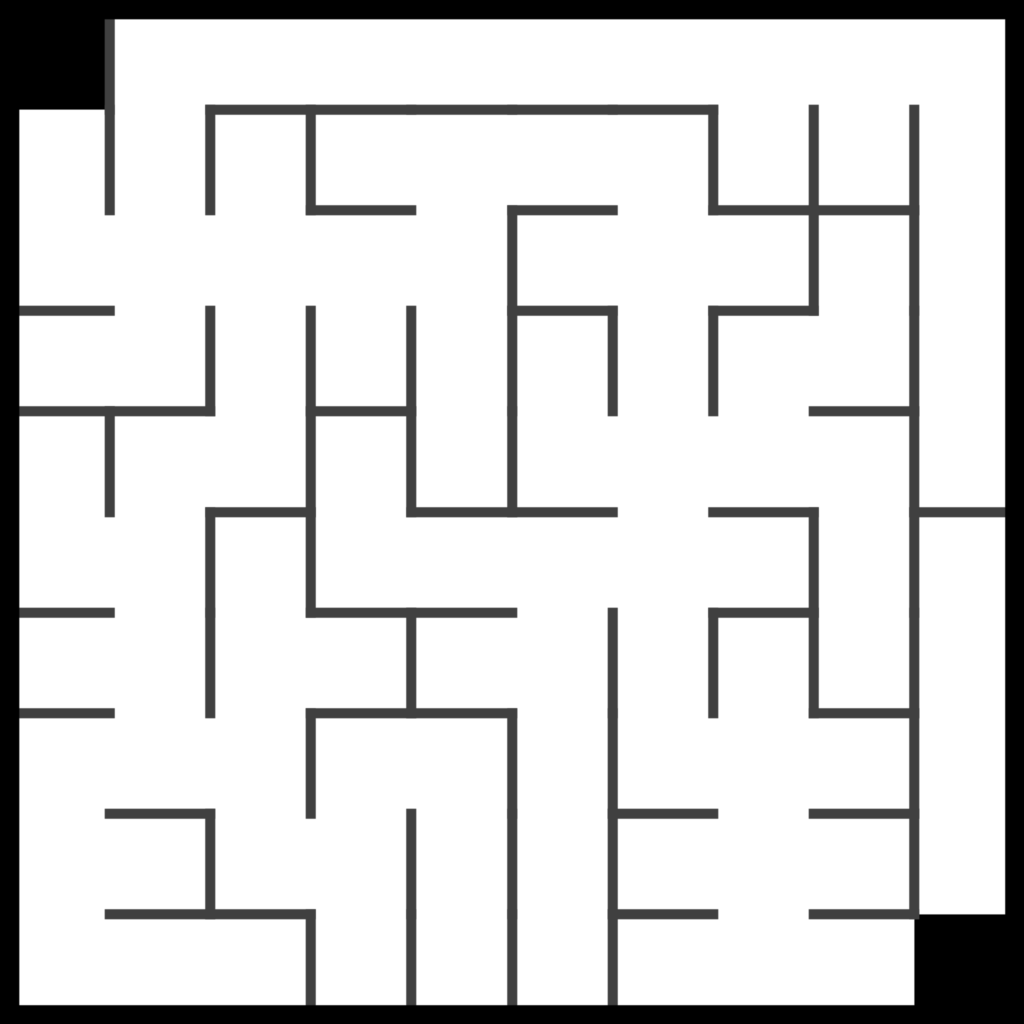 graphic free library Maze clipart generic