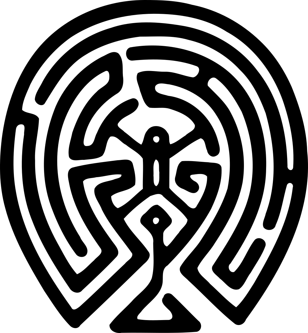 jpg download Vector Westworld Maze