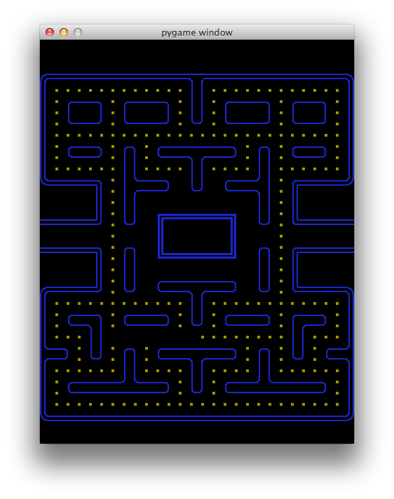 vector freeuse download Making the Pacman Maze