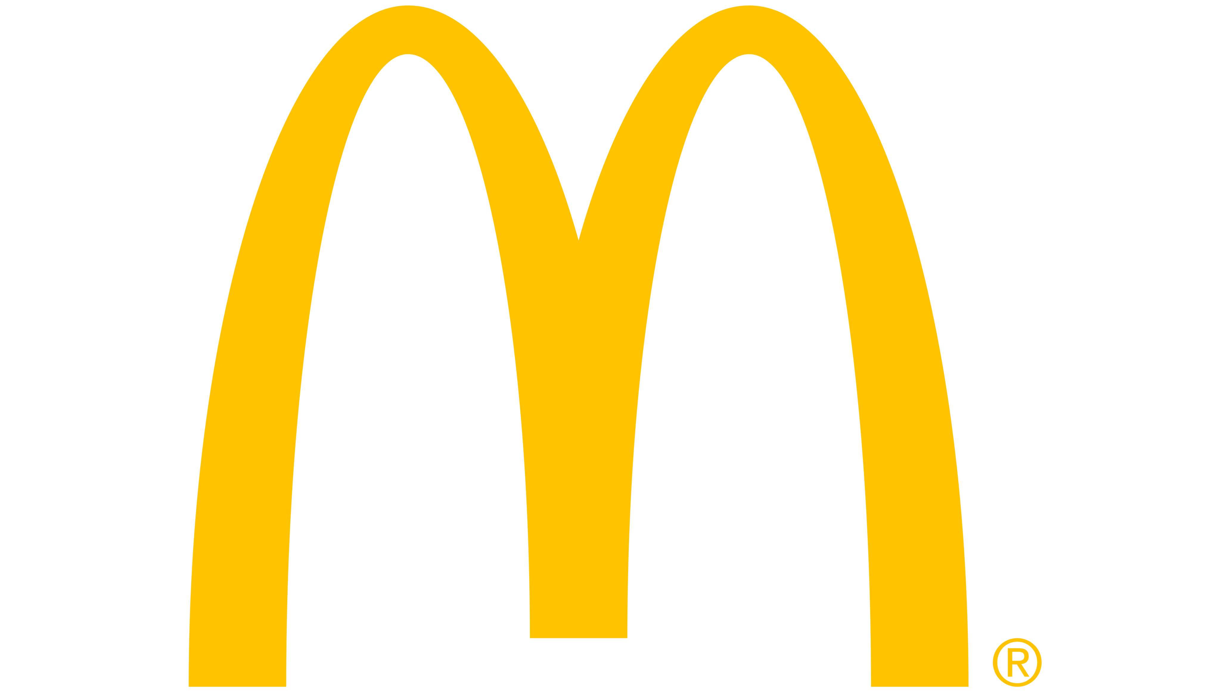 vector black and white library Transparent . Mcdonalds clipart copyright