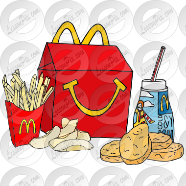 jpg Cilpart sweet looking happy. Mcdonalds clipart neon.