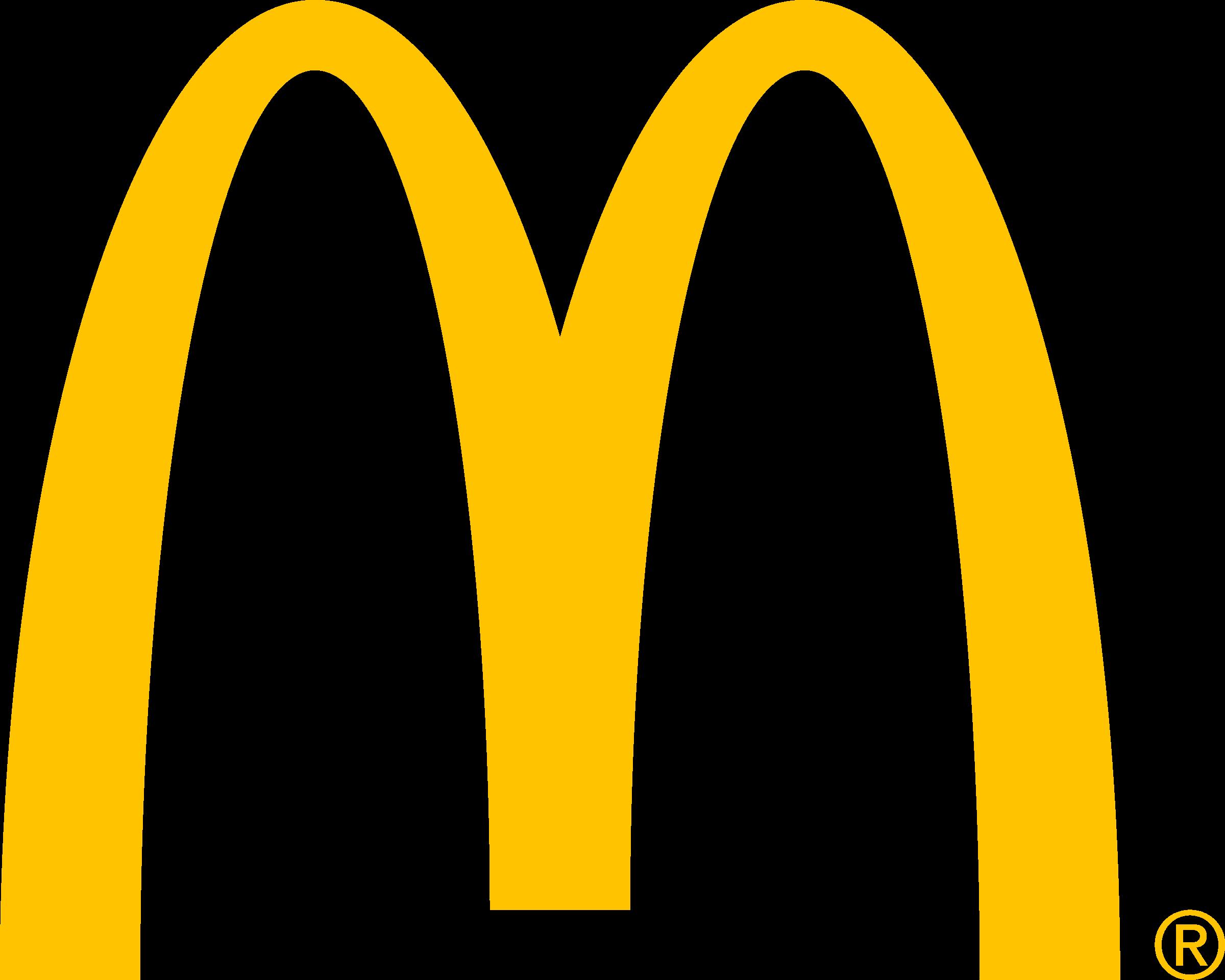 clip art free Mcdonalds transparent. Mcdonald s logo png.