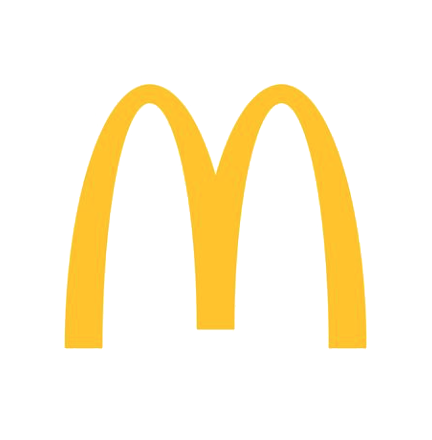 picture black and white stock Png images free download. Mcdonalds transparent.