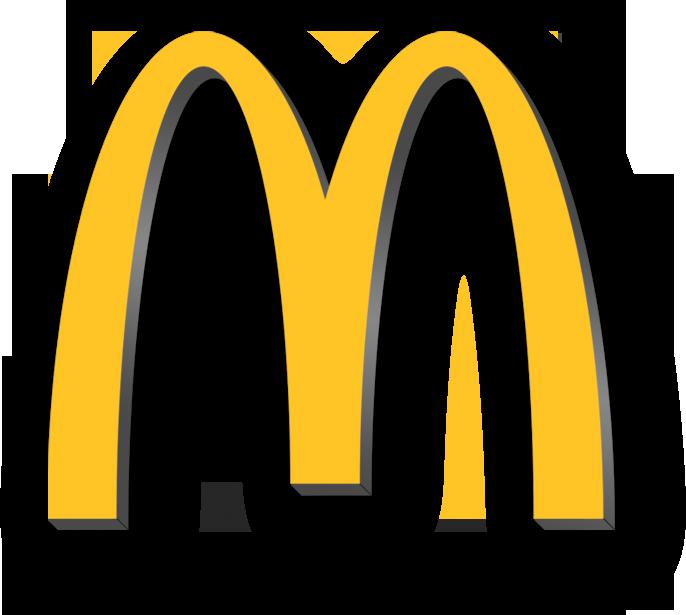 banner Mcdonalds transparent. Png images free download.