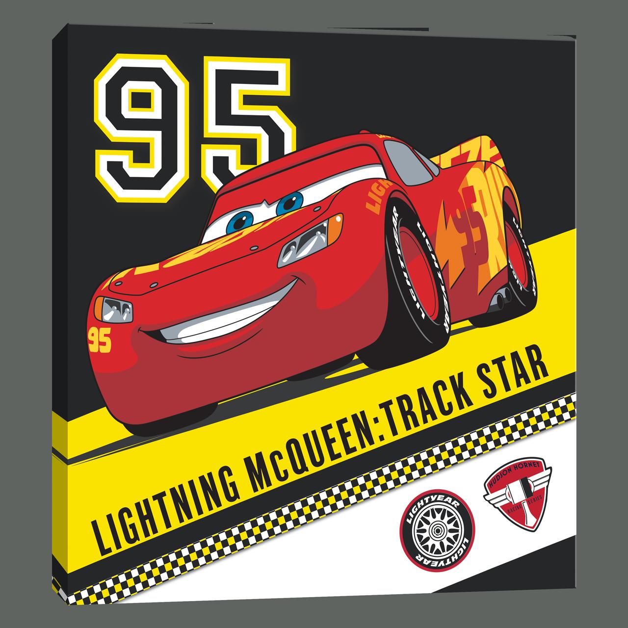 clip freeuse Mcqueen clipart tinkerbell movie. Lightning track star entertainart.