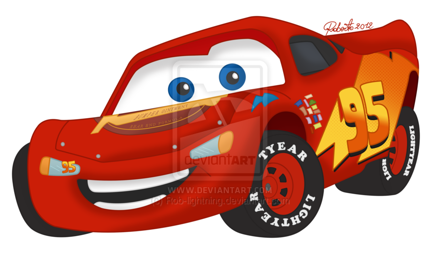 jpg black and white Lightning McQueen