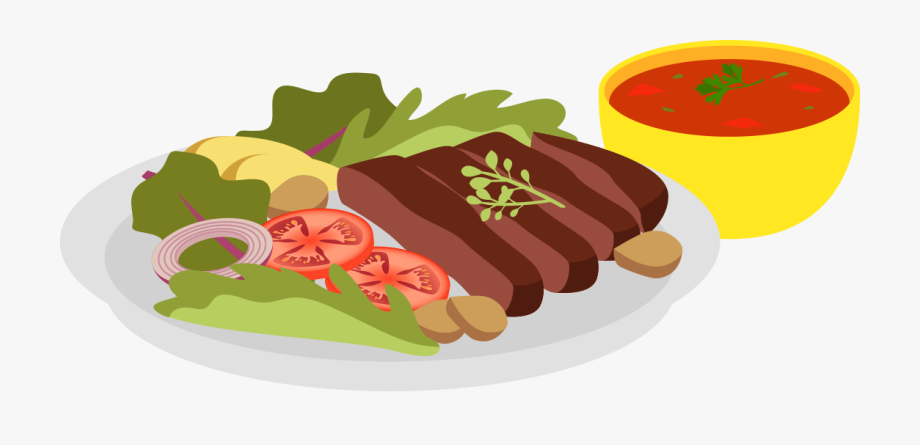 graphic freeuse Meal clipart. Png healthy food free