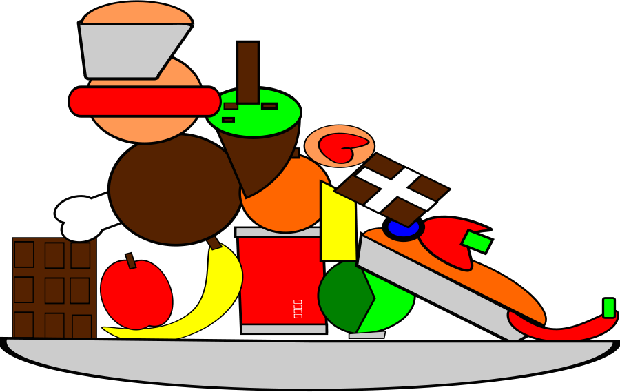 clip art royalty free Eating free on dumielauxepices. Meal clipart