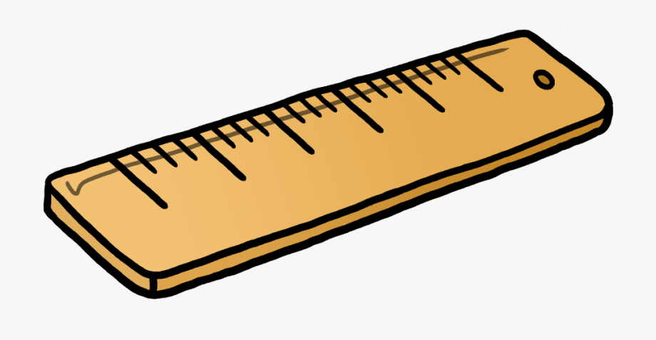 graphic royalty free library Measure clipart. Ruler black and white