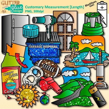 banner library library Measure clipart customary. Length clip art measurement.