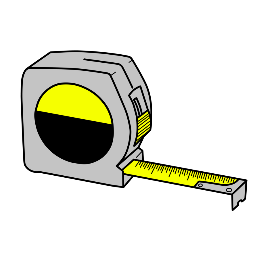 picture freeuse library Measuring clipart transparent. Tape measure png pic.