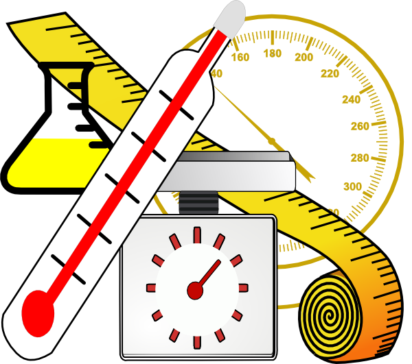 freeuse stock Free measuring length cliparts. Measure clipart customary.