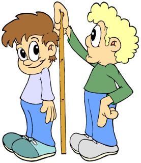 banner Measure height movieweb. Measuring clipart grow tall.