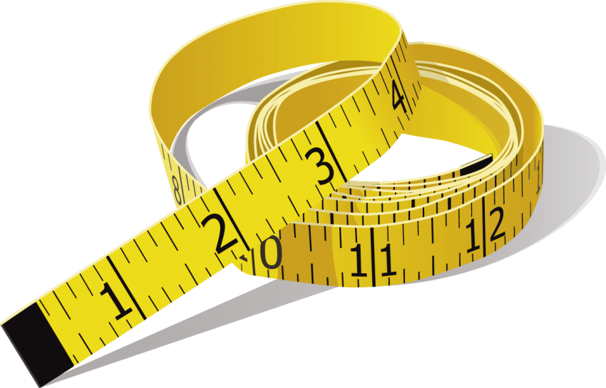graphic royalty free stock measure tape png
