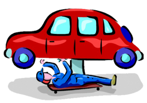 png stock Mechanic clipart.  images of car.